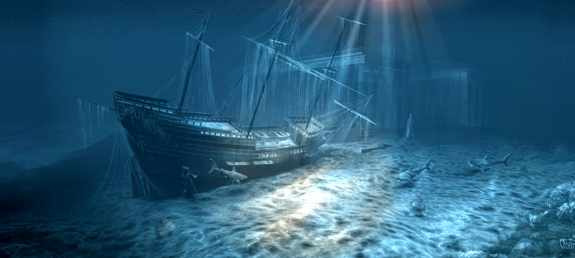 Sunken Treasure Ship Worth Billions Found After 300 Years