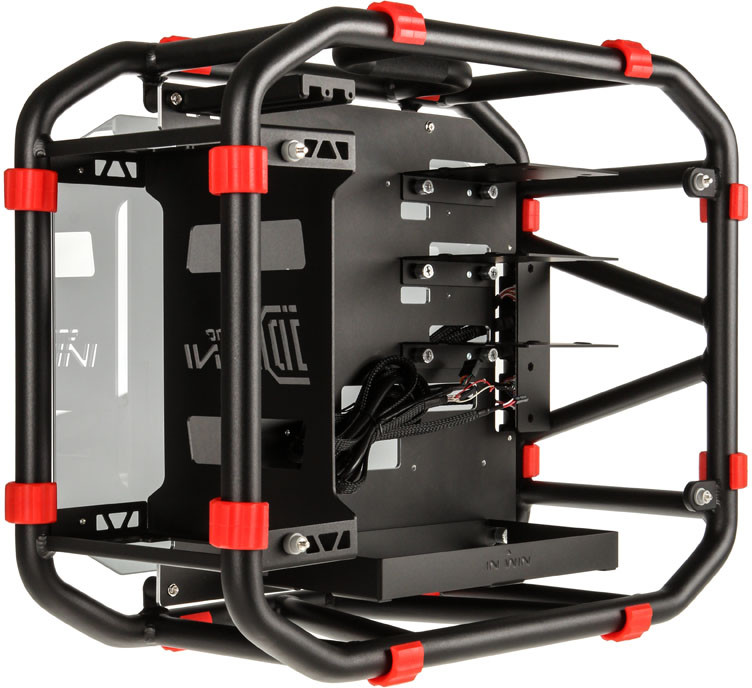 In Win\'s D-Frame Mini Is The Mini-ITX Version Of The Original D ...