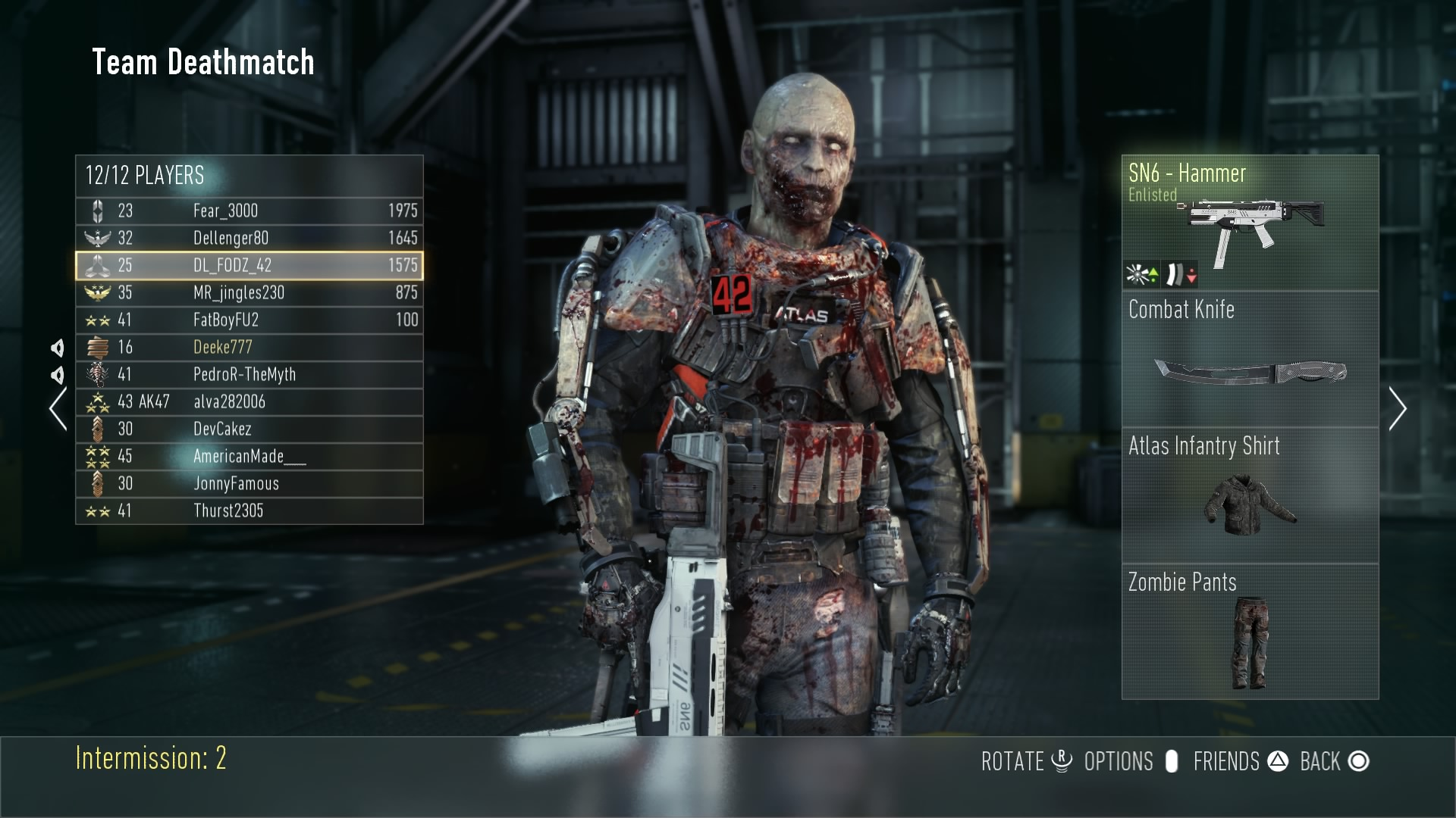 how to play call of duty advanced warfare for beginners
