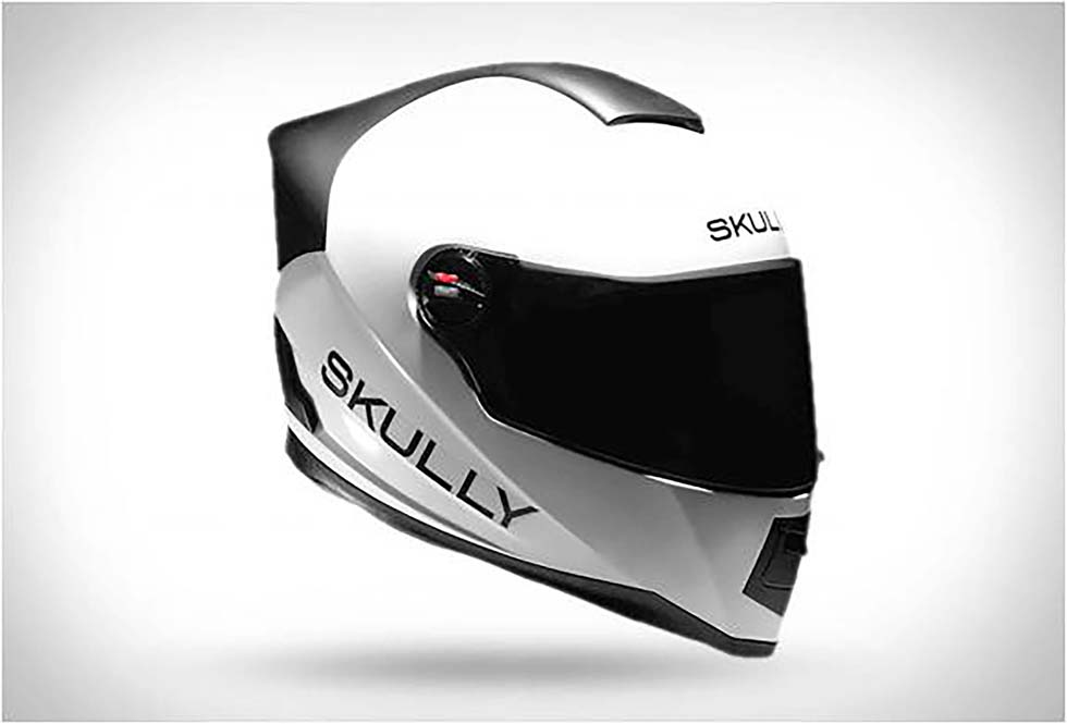 skully motorcycle helmet extreme tech challenge finalist vr world