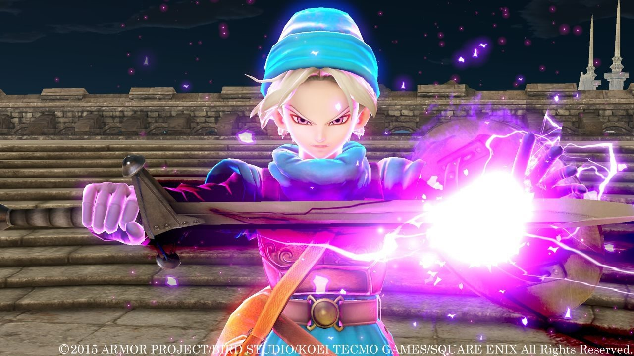 Dragon Quest Heroes Coming To North America In 2015