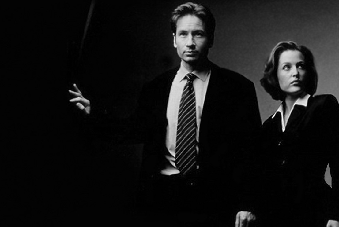 scully mulder