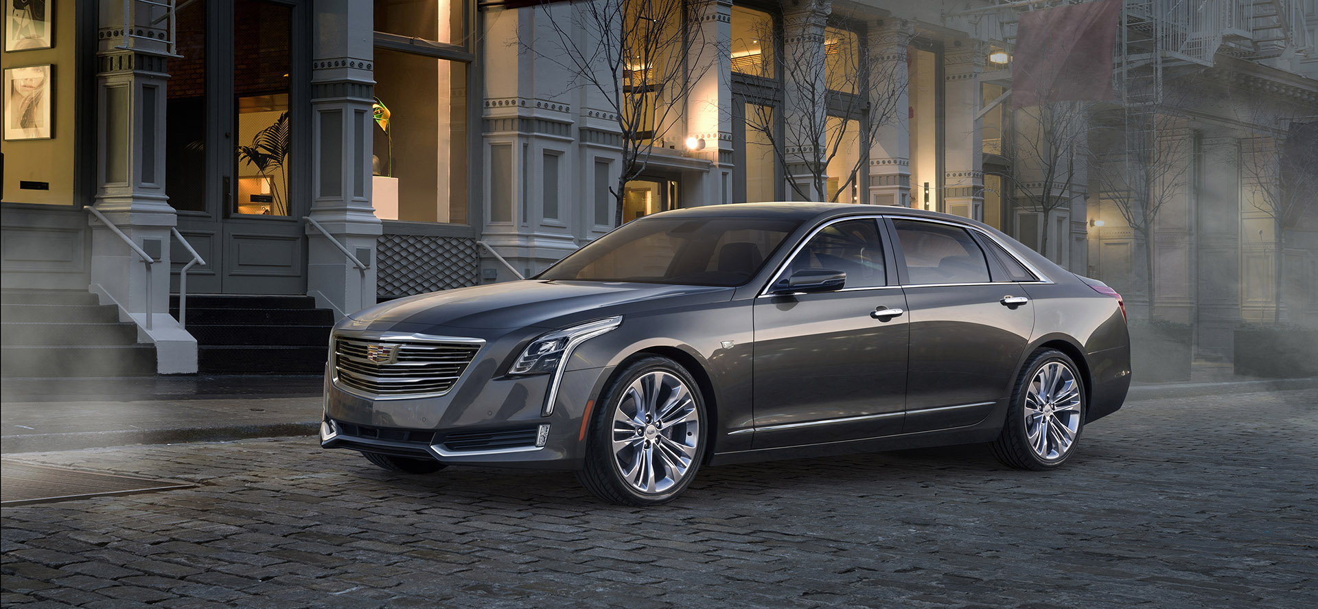 Cadillac Ct6 A Brand New Compeor In The Luxury Car Segment Vr World
