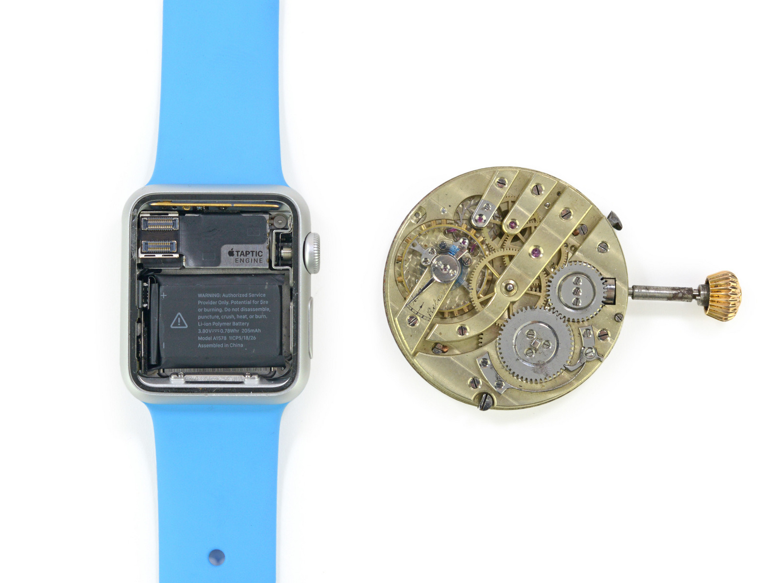 The Apple Watch Gets Ifixit Treatment Vr World No Disassemble Short Circuit See More 3 Theguardian Com