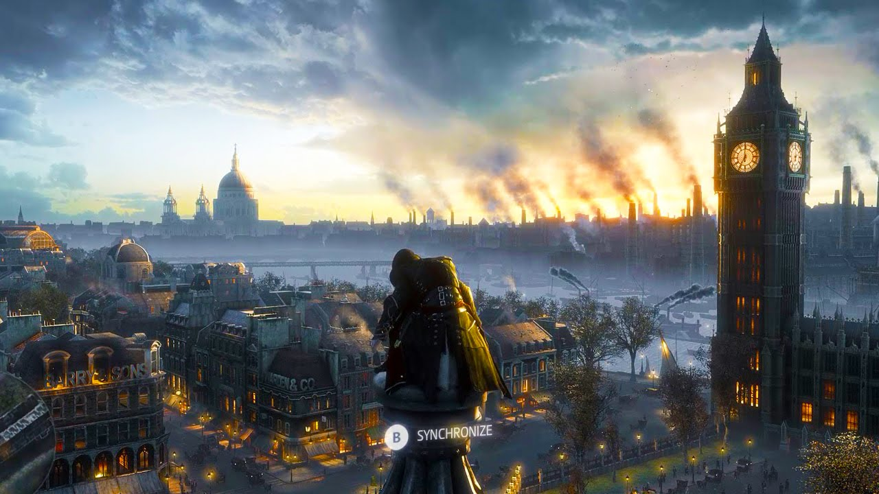 The New Assassin S Creed Will Be Called Syndicate