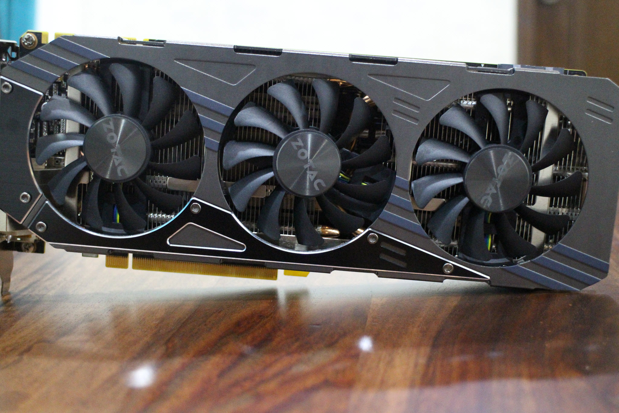 Zotac gtx 970 amp! Omega core edition graphics card review.