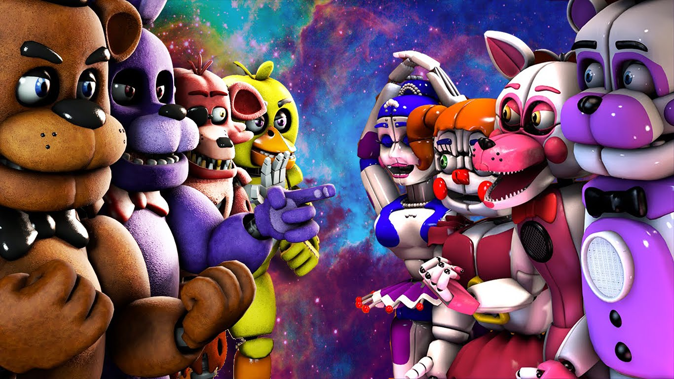 Indie Darling Five Nights At Freddy's Now Playable On HTC