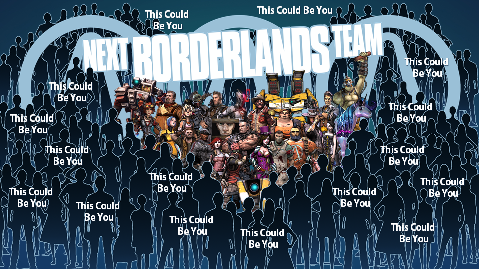 Gearbox wants to make borderlands 3