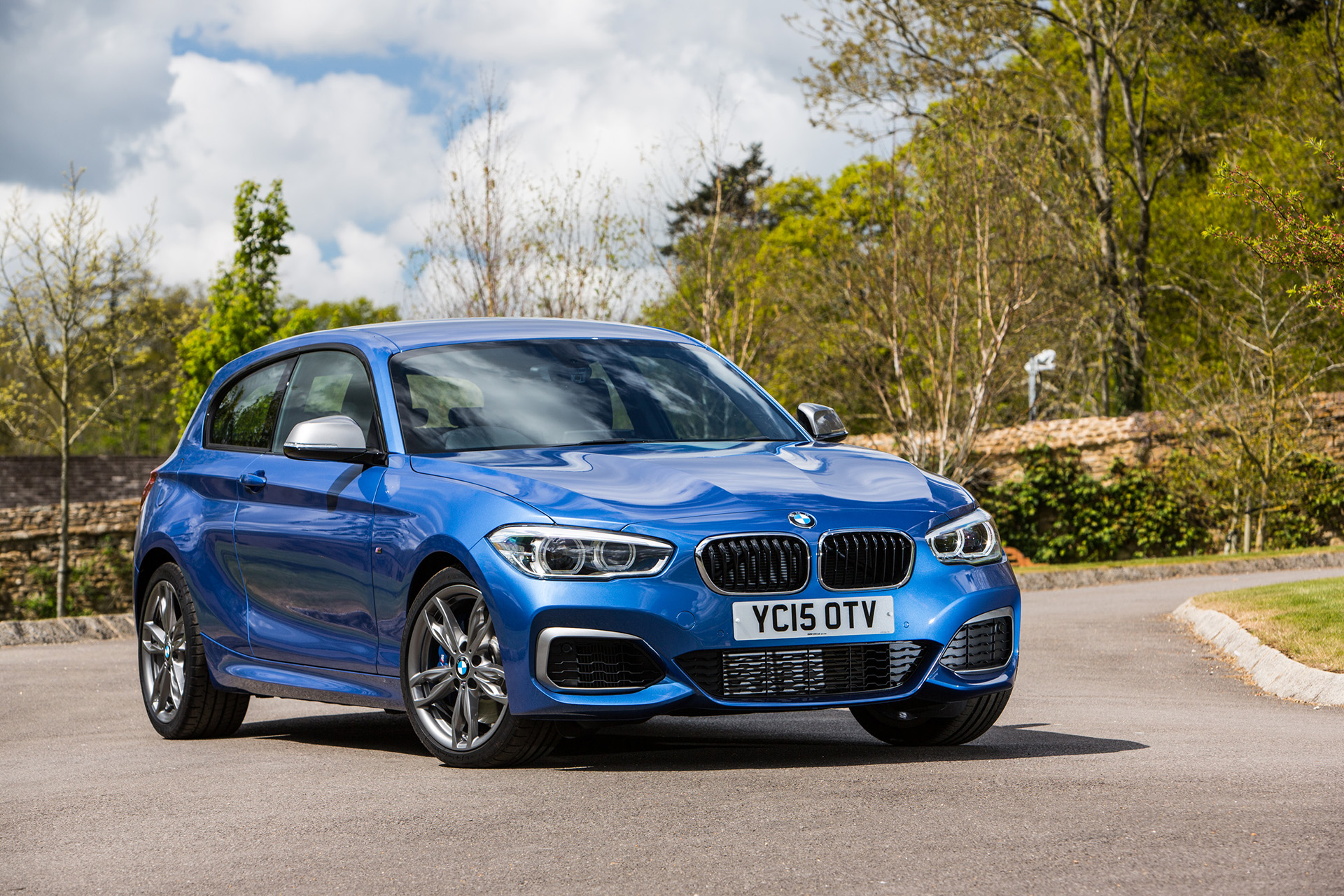 Bmw M135i Showcased In New Colors